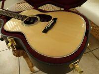 Martin OM-28 Adirondack and Guatemalan Custom Guitar 2015