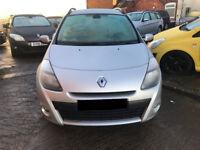 Renault Clio 1.2 Dynamique Sport Tourer - 2009, 2 Owners, 12 Months MOT, FSH,...