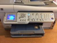 HP Photosmart C7280 All-in-One Printer £65 inc current & spare cartridges