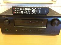 Denon AVR-1910 HDMI Home Cinema Receiver, Crisp Clear Sound, Fully Working Good Condition.
