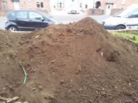 Free quality top soil if you are able to collect up to 10 tons in Maltby phone 01709 814502