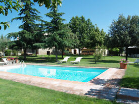Great apartment for rent with shared poll in Tuscany near Florence free WIFI free parking
