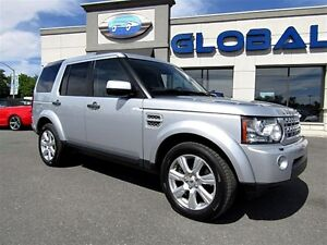 2013 Land Rover LR4 LUXURY EDITION AWD  5.0 L V8 NAV. PANOR. ROO