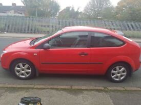 Ford Focus 1.6 sport £1400 ono