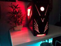 Gaming PC (GTX 960) - Monitor & Extras