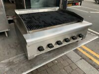Home & Garden Canmac Barrel Grill Bbq Barbecue Equipment Aluminium Grill Steak Cook Charcoal