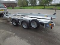 Car Trailer Hire Business for sale Merseyside