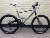Cannondale Jekyll full suspension mountain bike