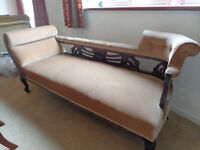 Antique furniture and chairs