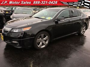 2014 Acura TL Tech Package, Automatic, Navigation, Leather, AWD