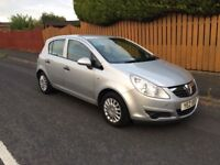 2009 Vauxhall Corsa, Full year MOT - trade ins & swaps welcome - delivery available