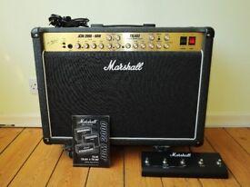 Marshall JCM 2000 TSL 602 2x12 Valve Combo Amplifier