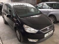 2008 FORD GALAXY EDGE.BRILLIANT DRIVE. FULL HISTORY. RECENTLY SERVICED.1 OWNER. 3 MONTHS WARRANTY.