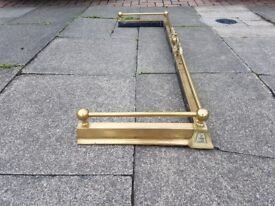 Sandringham Brass Fender