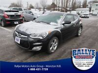 2014 Hyundai Veloster Fully Equipped, 25 Km, Warranty