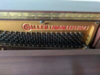 Challen Upright Piano - Must Collect