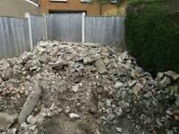 Bricks / rubble