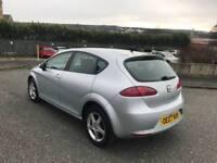 2007 Seat Leon 1.9 TDI Sport Full Service History 12 Month MOT 2 Keys + Not Audi A3 A4 VW Golf