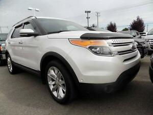 Ford Explorer Limited AWD 2012
