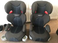 Child's car seats (have two but will sell seperatly)