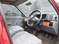 ROVER 100 1.1 111 GSi 5dr (red) 1996