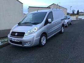 2007 silver fiat Scudo van 1.6 hdi 166k but drives like 80k any test drive welcome 10m mot