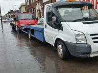 Breakdown Recovery&Transport Services cars vans 24/7 jump start etc.
