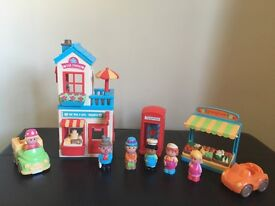 Happyland toy sets - Great toys for imaginative play