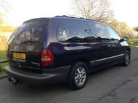 Chrysler GRAND VOYAGER, Automatic