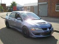 Mitsubishi Lancer Evo 8 GSR, FULLY FORGED BY NICK AT NR AUTOSPORT