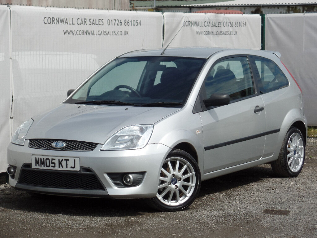 2005 ford fiesta 1 6 tdci zetec s silver in newquay cornwall gumtree. Black Bedroom Furniture Sets. Home Design Ideas