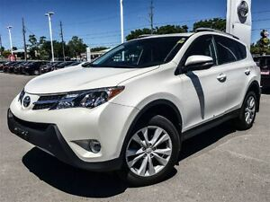 2015 Toyota RAV4 LIMITED TECH PKG!!!