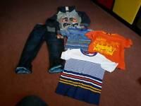 Big bundle of boys 4-5yrs clothes