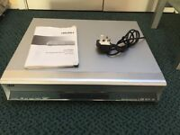 FAULTY BUSH COMBINED DVD RECORDER AND VCR