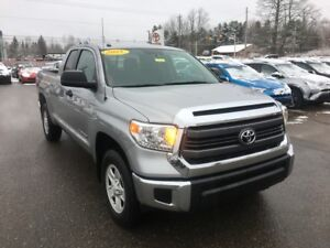 2015 Toyota Tundra Double Cab 4WD ONLY $265 BIWEEKLY WITH 0 DOW