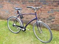 Gents xl dawes hybrid bike