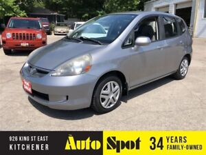 2007 Honda Fit LX/LOW,LOW KMS/PRICED-QUICK SALE!