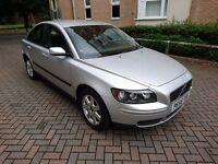 VOLVO S40 1.6L DIESEL LONG MOT SERVICE HISTORY VERY CLEAN CAR