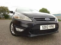 012 FORD MONDEO ZETEC TDCI 2.0 DIESEL,MOT SEPT 019,2 OWNERS,2 KEYS,PART HISTORY,VERY RELIABLE CAR