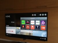 """LG 60UF695V Ultra HD 60"""" TV 2015 """"Perfect conditions"""""""