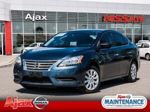2013 Nissan Sentra 1.8 S*One Owner*Accident Free