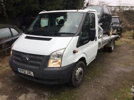 Transit Transporter 2012, New Body,£12500