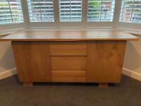 Reclaimed Oak Sideboard
