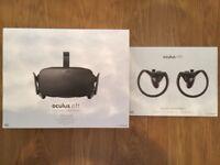 Oculus Rift & Touch Bundle