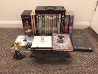 Anime + Manga Collection (Death Note, FullMetal Alchemist, Attack on Titan)