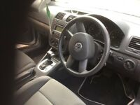05 VW GOLF MK5 1.6 PETROL AUTO WERY GOOD ENGINE 80K MILES AND GEARBOX WITH WARRANTY