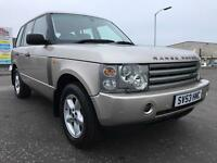 Range Rover TD6 HSE excellent condition full service history