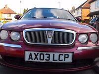 2003 Rover 75 Estate Automatic