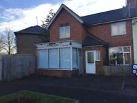 3 beds house to rent