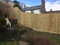 Fence replacement or repair
